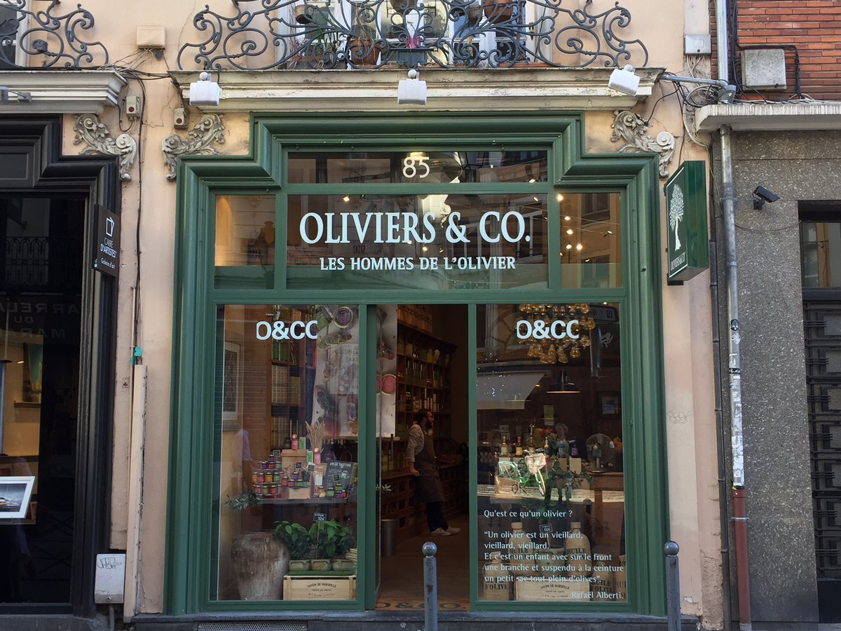 Oliviers and co-Lille