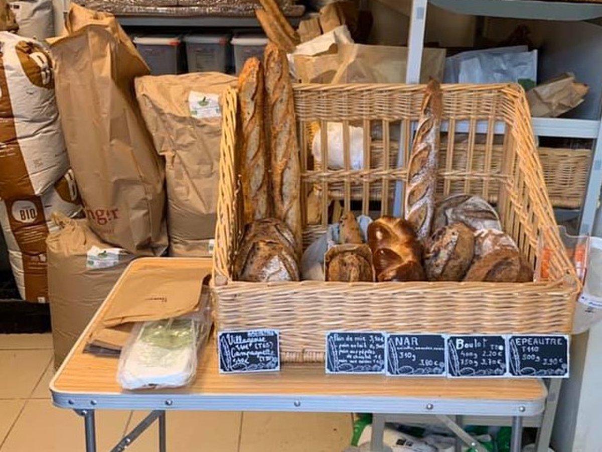 Boulangerie Bio Biogourmet «artisan boulanger Bio»