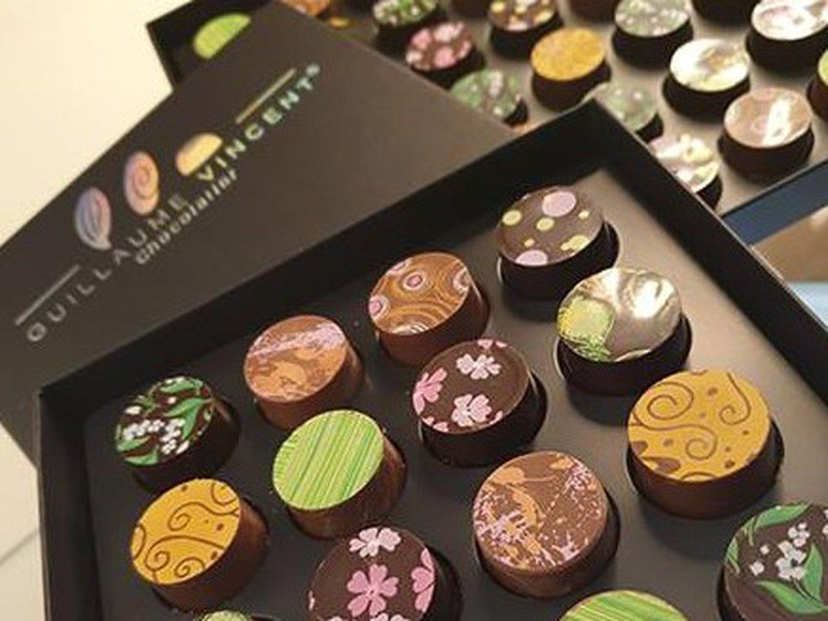 Chocolatier Guillaume Vincent Chocolatier