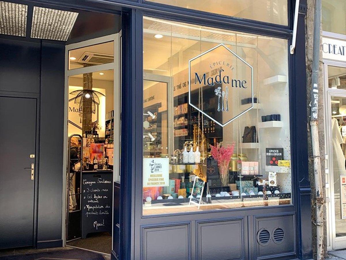 épicerie madame, épicerie fine à Lille