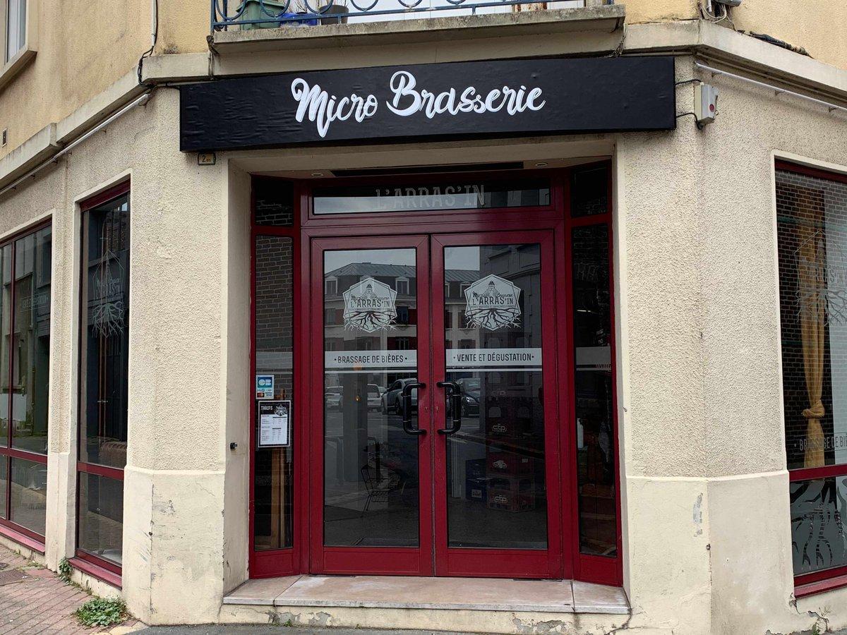 Micro-brasserie Micro-brasserie L'ARRAS'IN