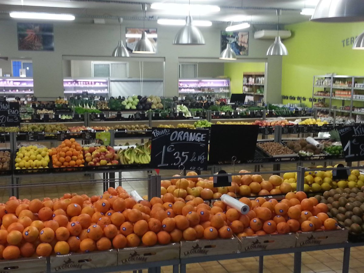 Magasin de producteurs Terre Y Fruits