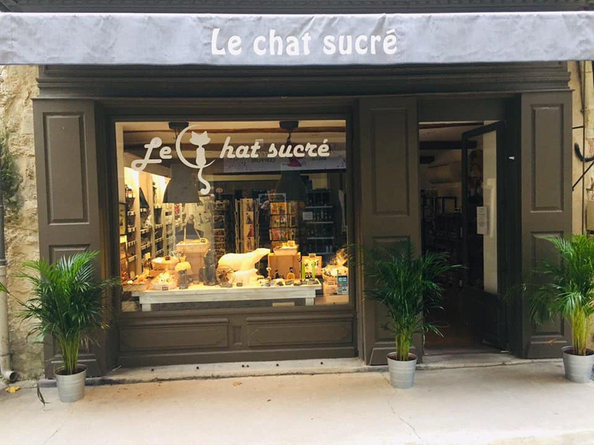 Salon de thé Le Chat Sucré