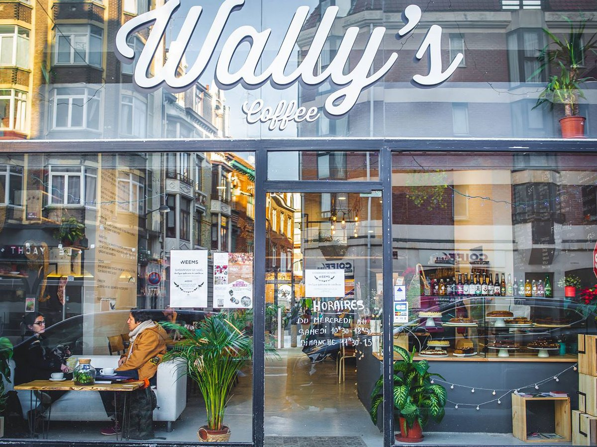 Wally's Coffee-Lille
