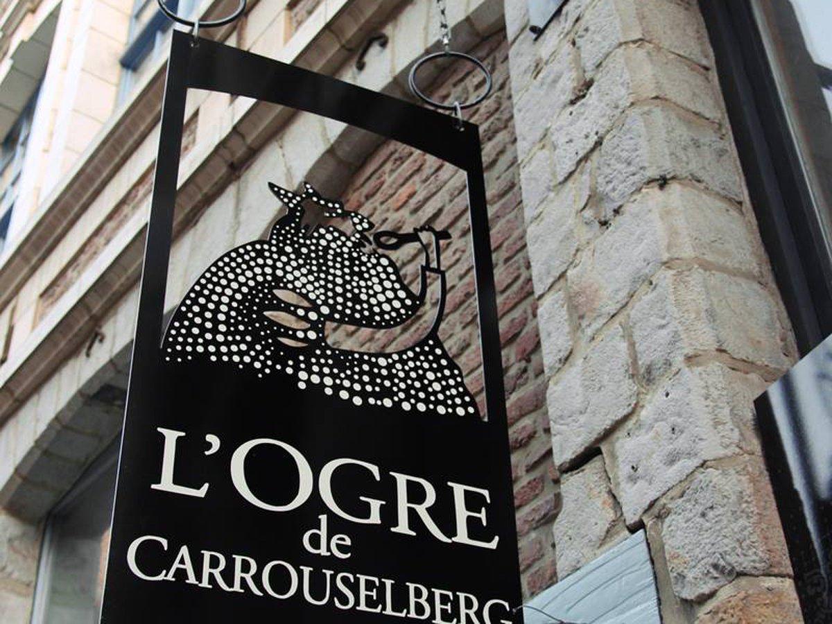 Pâtisserie L'Ogre de Carrouselberg