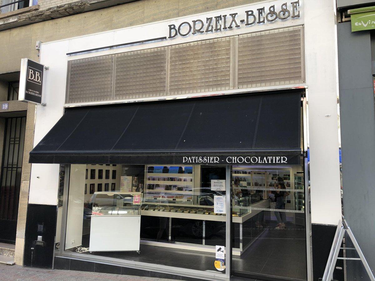 Pâtisserie Borzeix Besse