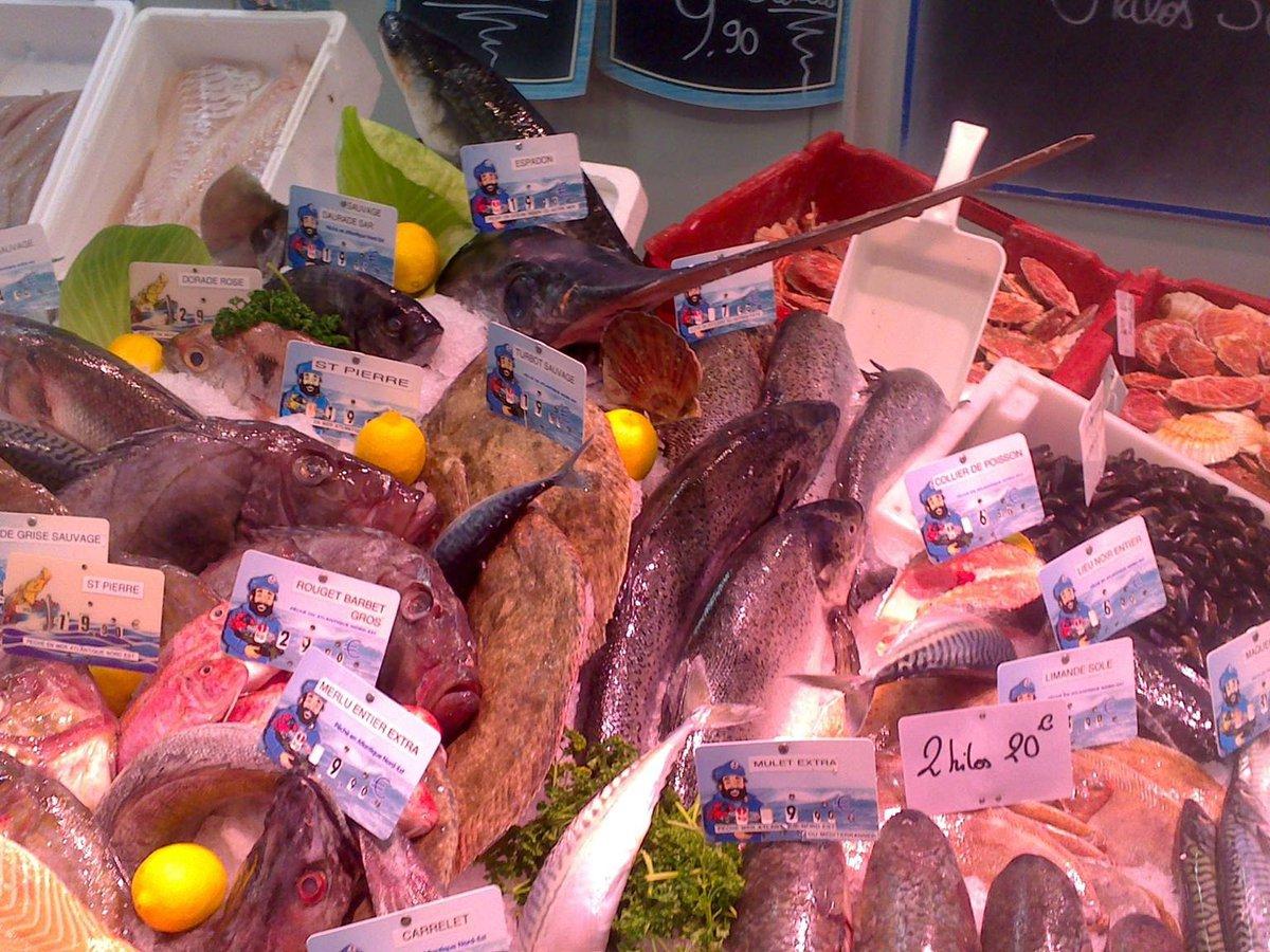 Au petit poissonnier-Lille