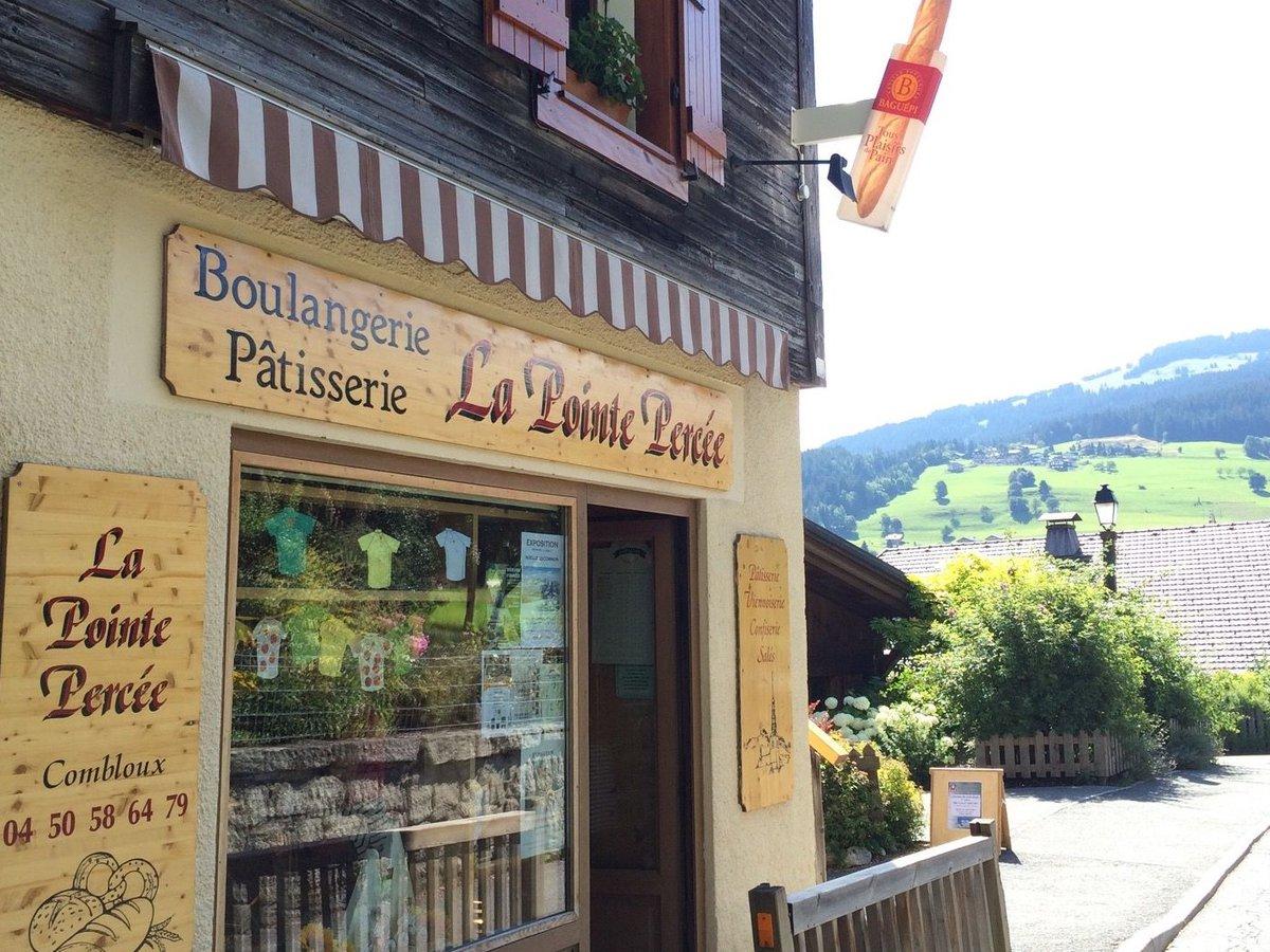 Boulangerie La pointe percée