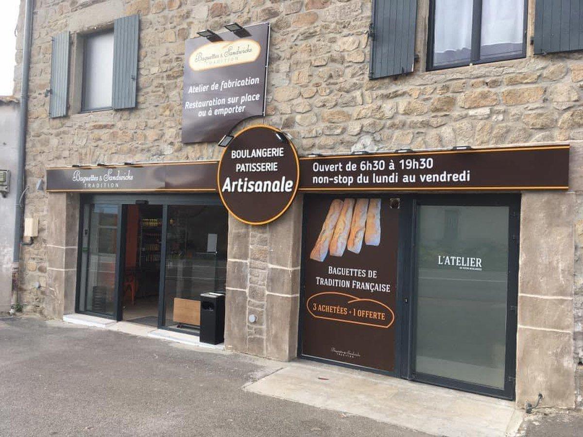 Boulangerie Baguettes Sandwichs & Tradition