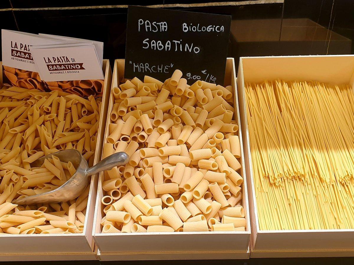 Pates sèches biologique Sabatino à la Bottega