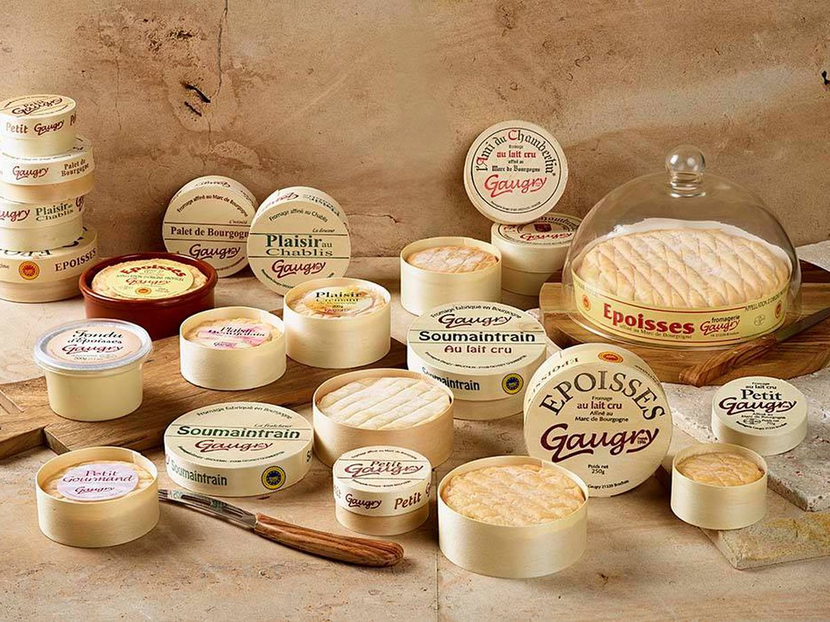 Fromager affineur Fromagerie Gaugry