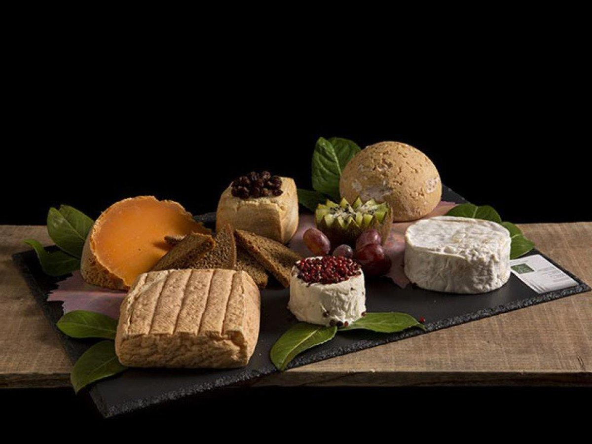 Plateau de fromage Philippe Olivier Lille