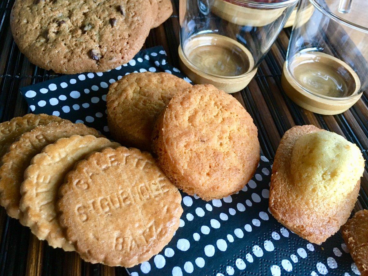 Palets galettes promesses madeleines biscuiterie saint guénolé à Batz sur mer