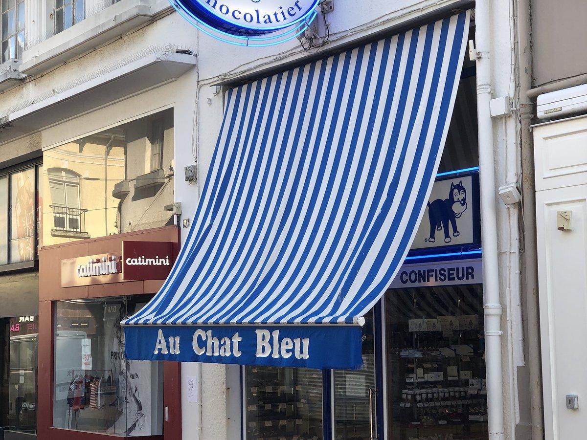 Chocolatier Au Chat Bleu