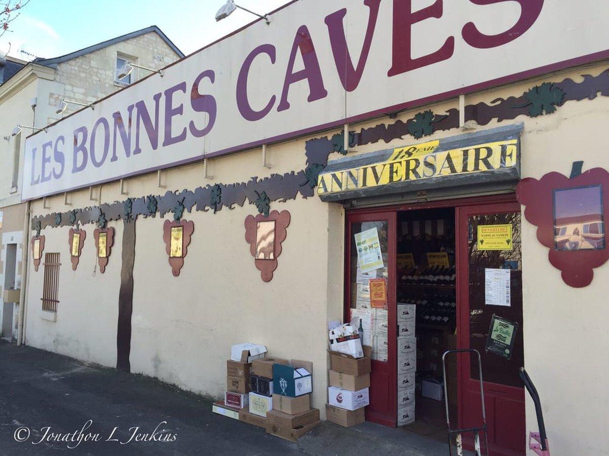 Caviste Les Bonnes Caves