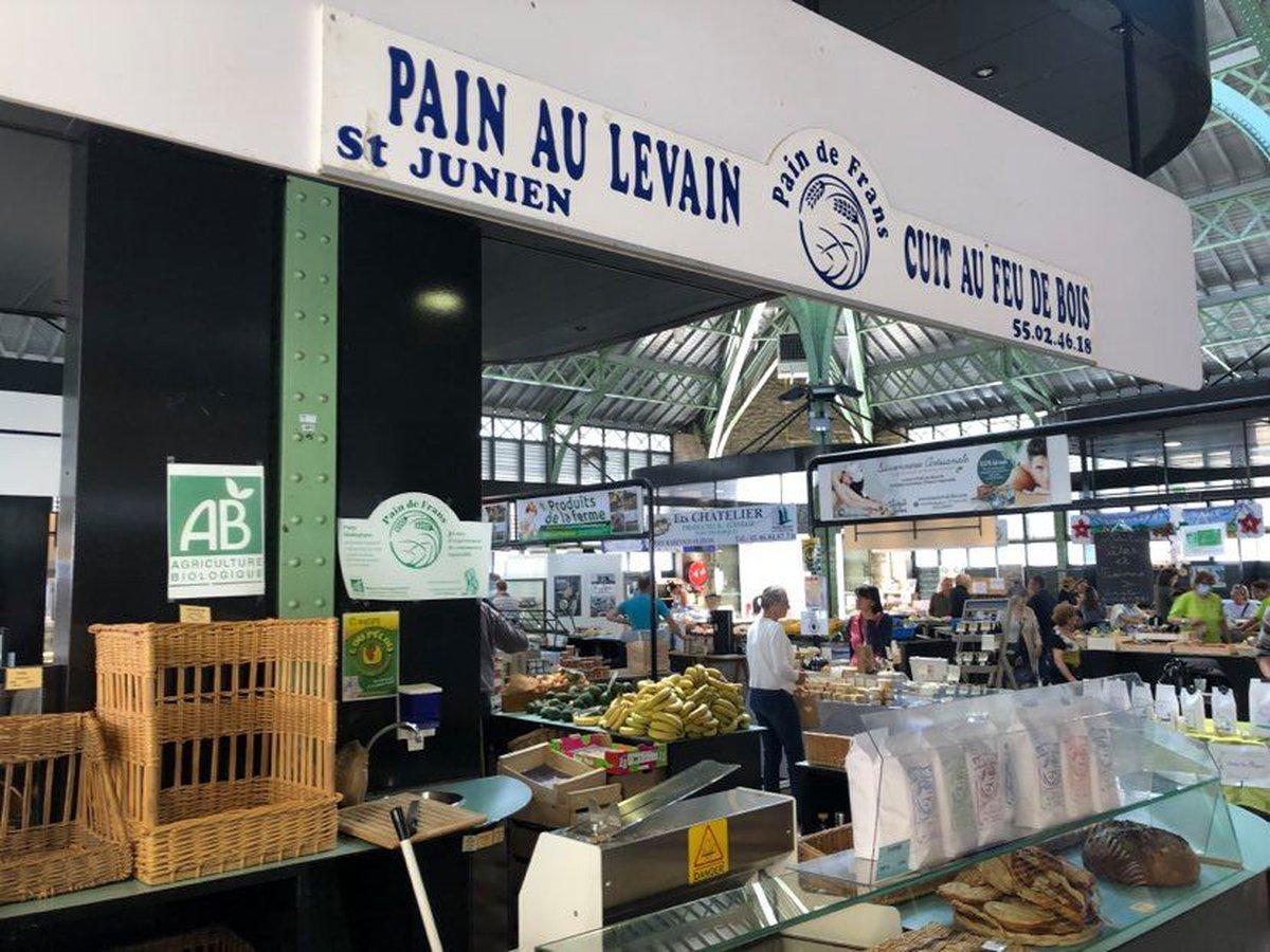 Pain de Frans, pain bio à Saint-Junien