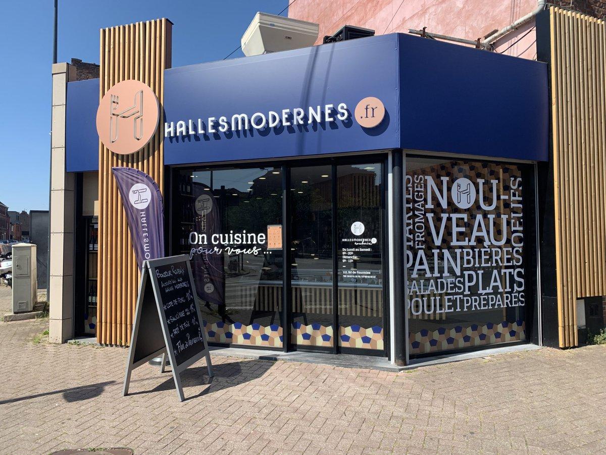 Boucherie Halles Modernes
