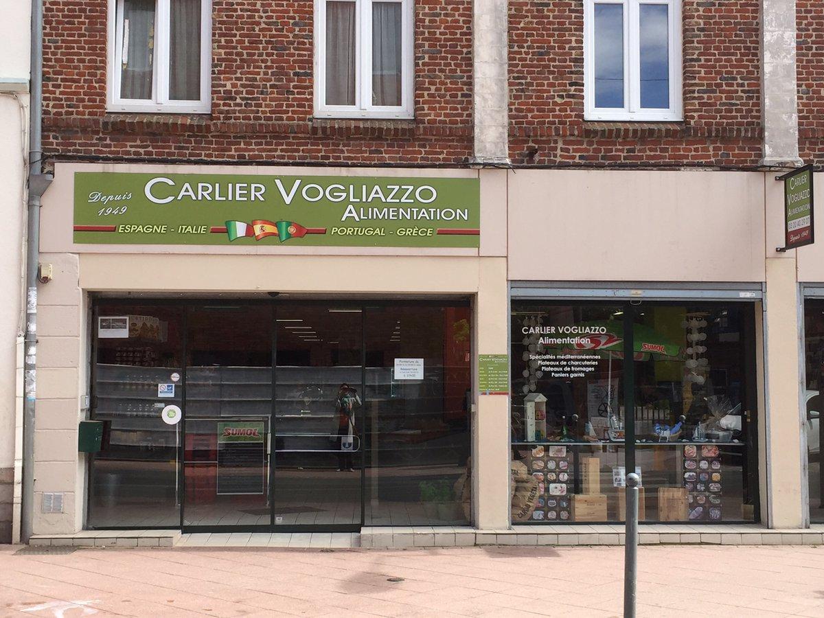 Carlier Vogliazzo-Lille