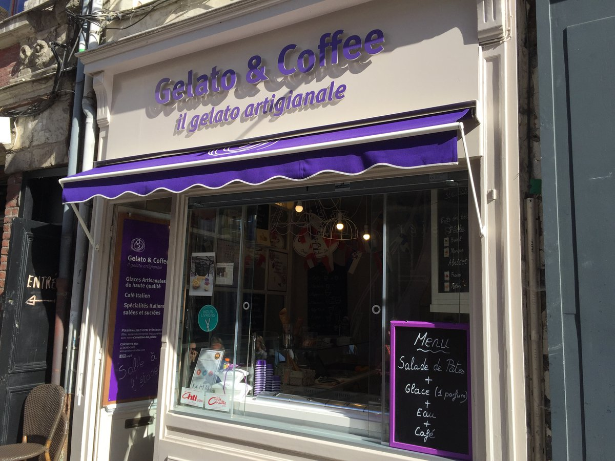 Gelato & Coffee-Lille