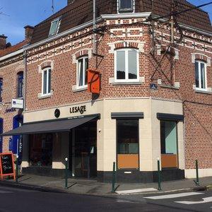 Boulangerie Pâtisserie LESAGE-Mouvaux