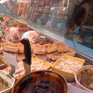 Magasin de la Ferme du Beau pays boucherie bio à Lille