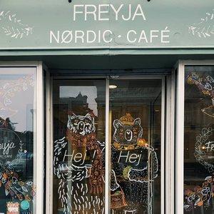 Salon de thé Freyja Nordic Café