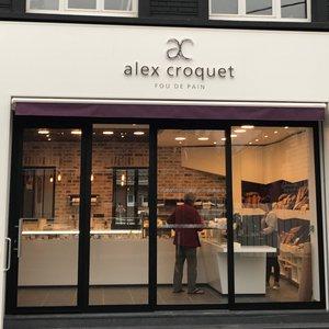 Boulangerie Alex Croquet