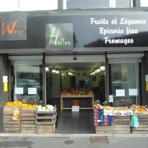 Wasqu'halles-Wasquehal