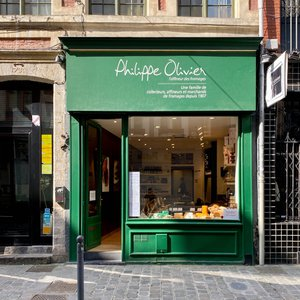 Fromages Philippe Olivier Boutique de Lille