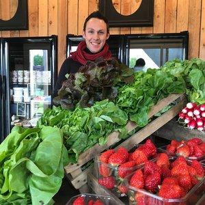 Maraîcher Les légumes de Mathieu