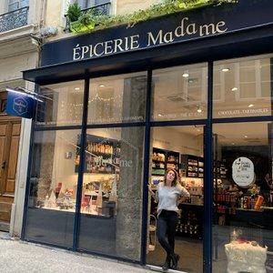 épicerie madame épicerie fine Lyon