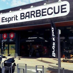 Esprit Barbecue à Maquette-lez-lille