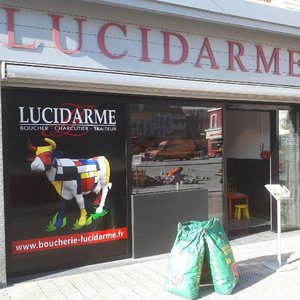 Boucherie Lucidarme Grand Place-Tourcoing