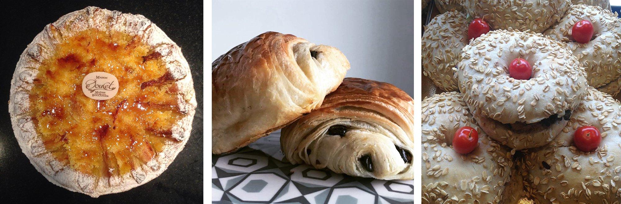 Autres produits de la boulangerie patisserie Maison Doucet Lille