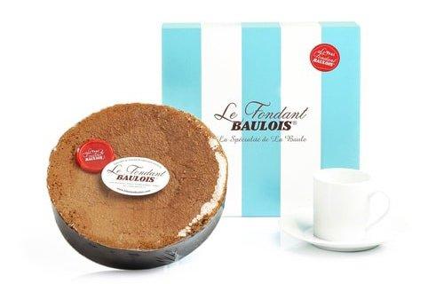 Le fondant baulois gâteau chocolat