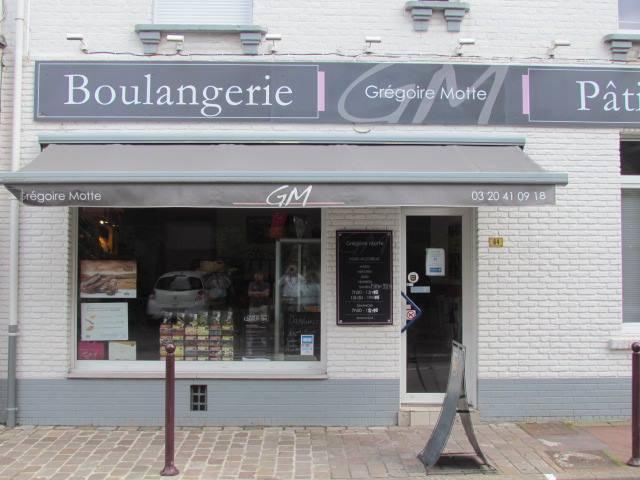 Boulangerie Pâtisserie Grégoire Motte-Tressin