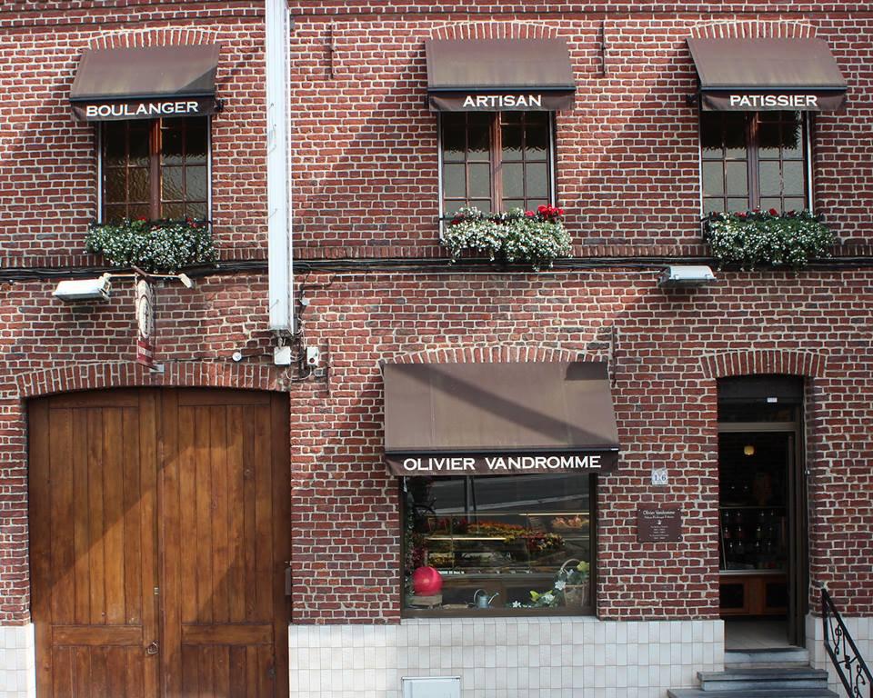 Boulangerie Pâtisserie Vandromme-Wambrechies