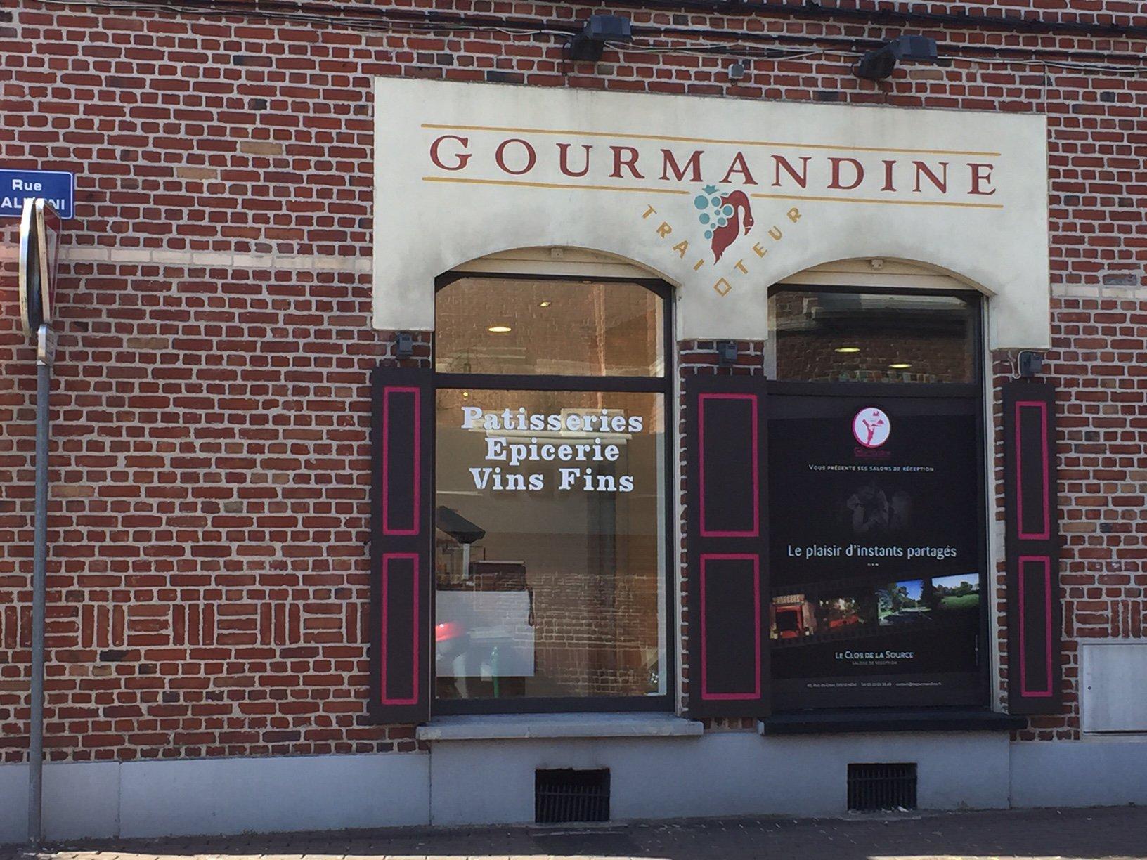 La Gourmandine-Mouvaux