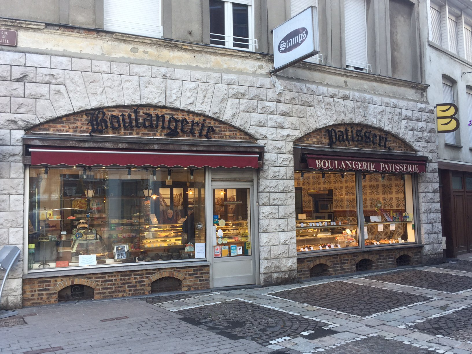 Boulangerie Pâtisserie Scamps-Tourcoing