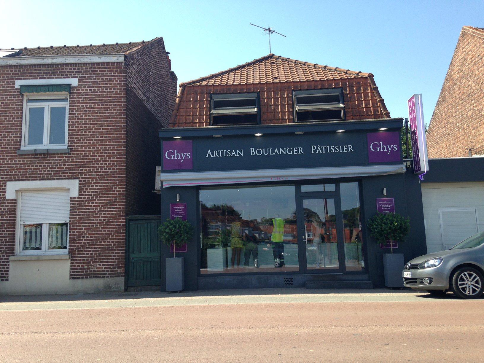 Boulangerie Pâtisserie Ghys-Sainghin-en-Mélantois