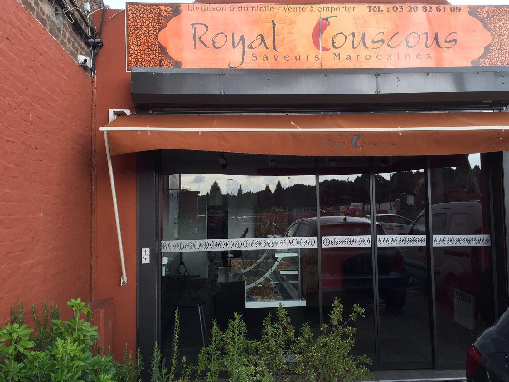 Royal Couscous-Marcq-en-Barœul