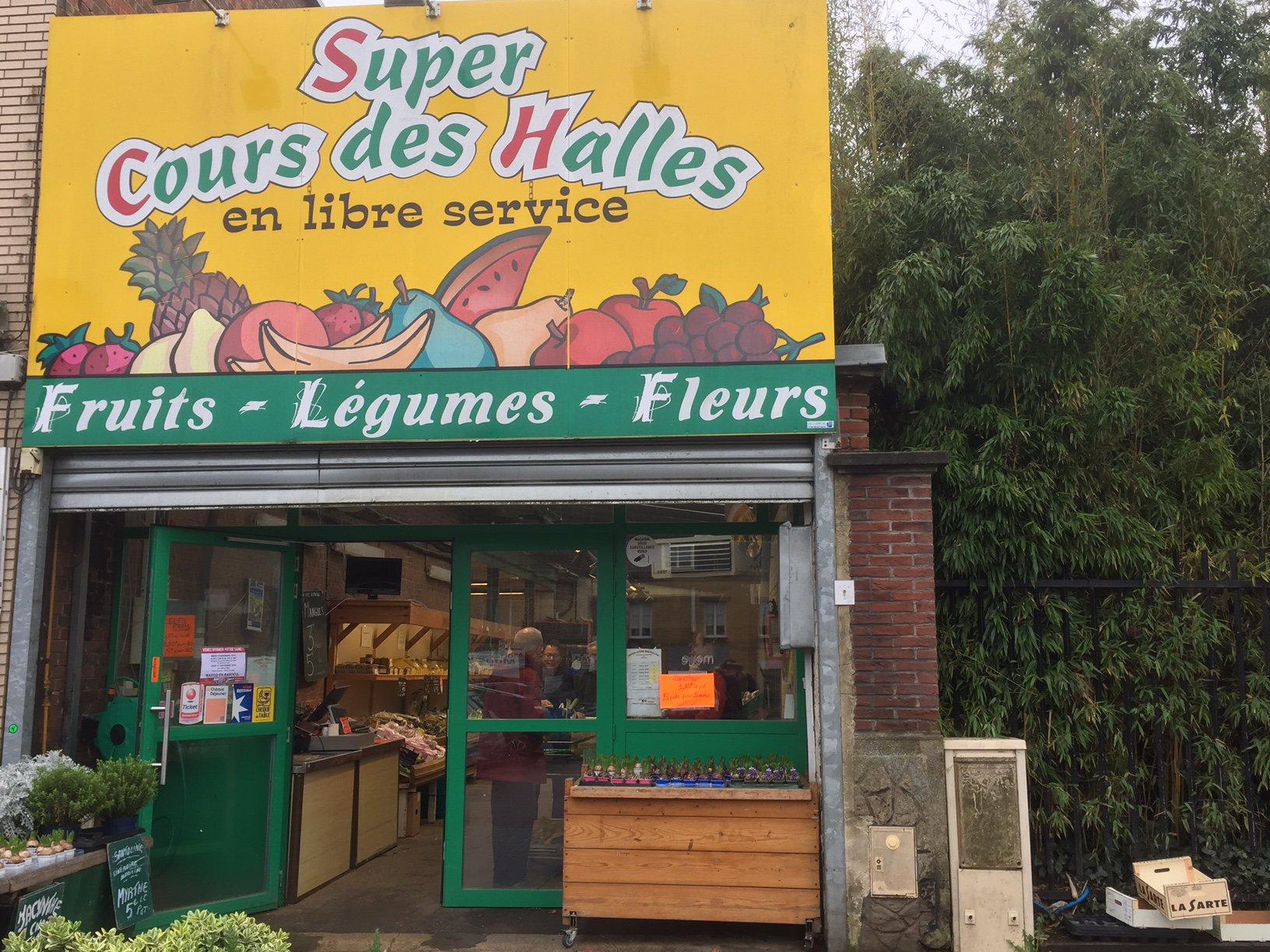 Super Cours des Halles-Marcq-en-Barœul