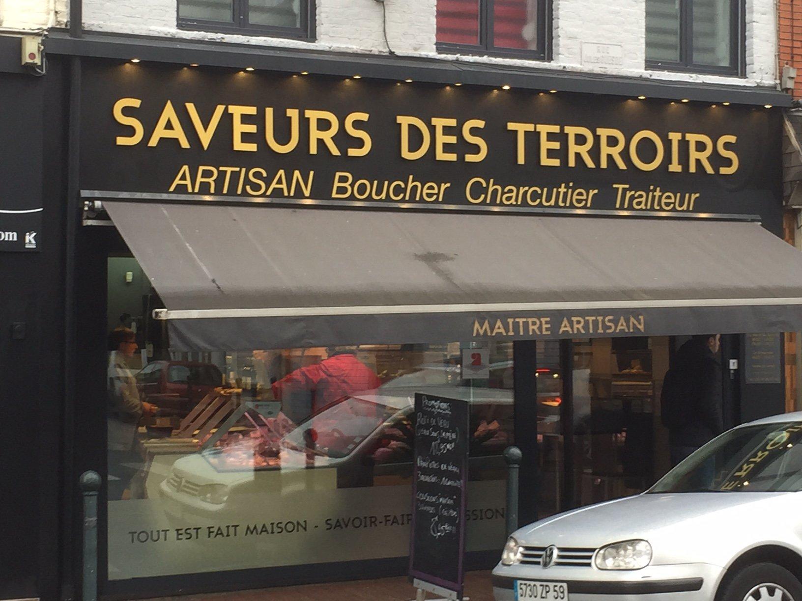 Saveurs des Terroirs-Marcq-en-Barœul