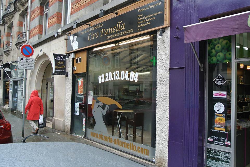 Pizzeria Al Fornello-La Madeleine