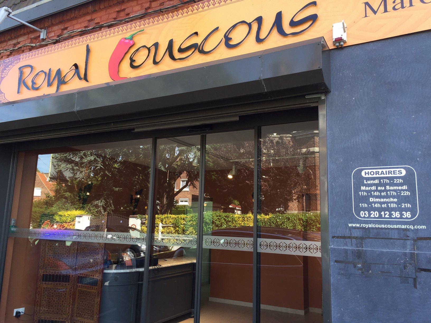 Royal Couscous-Mouvaux