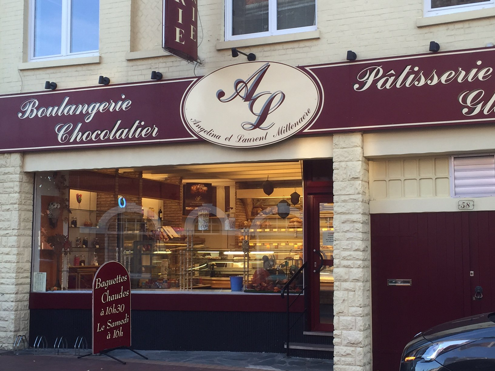 Boulangerie Mittenaere-Wervicq-Sud