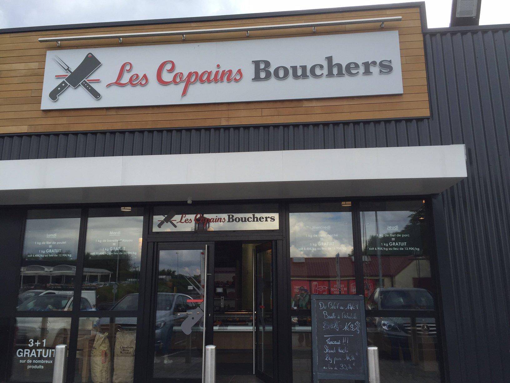 Les Copains Bouchers-Wasquehal