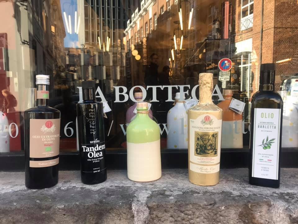 La Bottega épicerie fine italienne à Lille