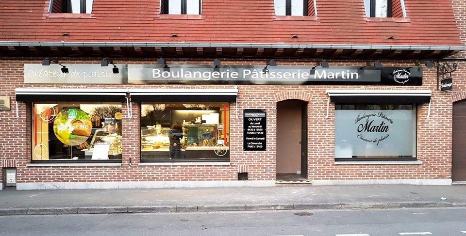 Boulangerie pâtisserie Martin Créateur de plaisir à Villeneuve d'ascq