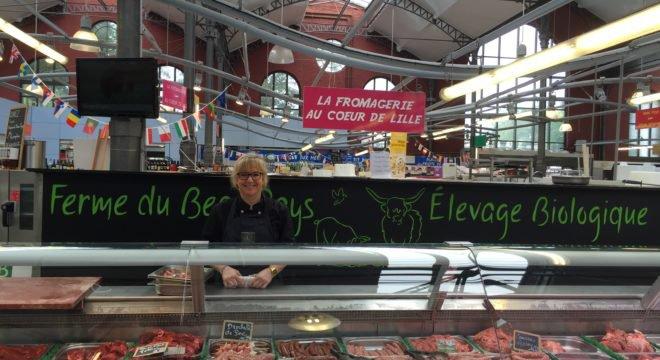 Ferme du beau pays élevage et boucherie bio à Lille